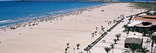Sagunto port beach in valencia guide of valencia - Tanatorio puerto de sagunto ...