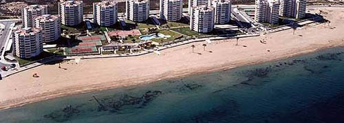 Playa-los-saladares-en-Alicante