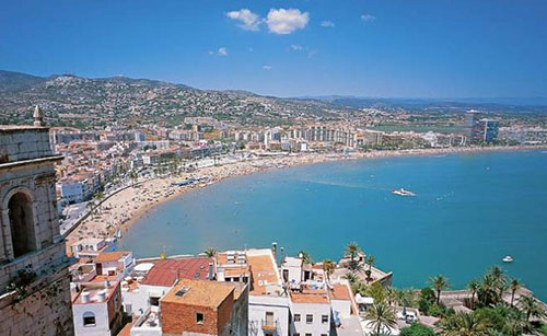 playa-Norte-penyiscola-castellon