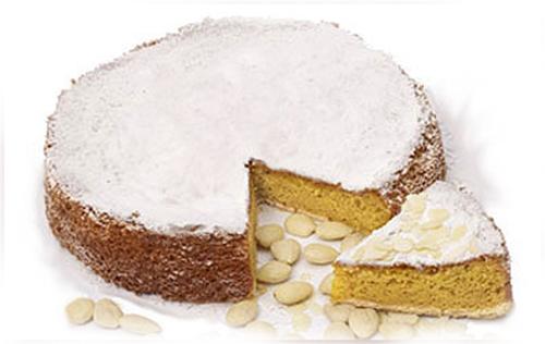 tortada-de-almendras