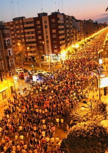 Participantes 15k Valencia