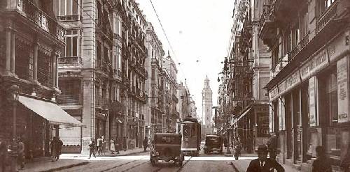 Comercio histórico en Valencia